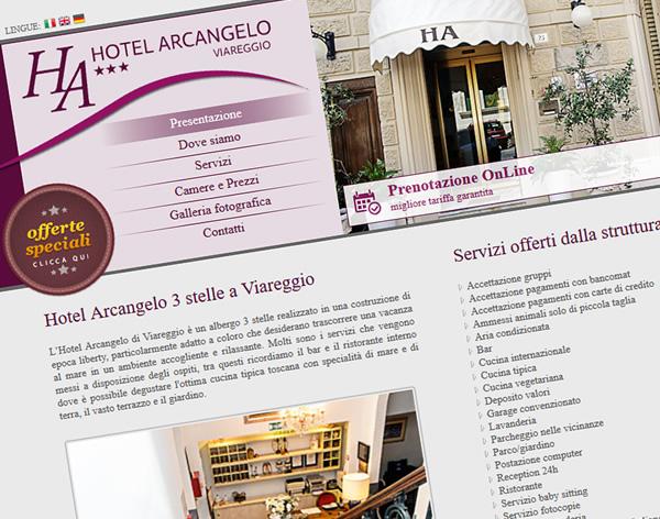 Immagine Hotel Arcangelo