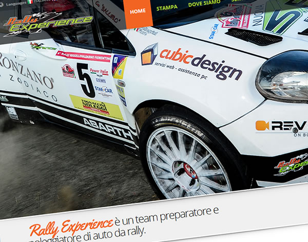 Immagine Rally Experience