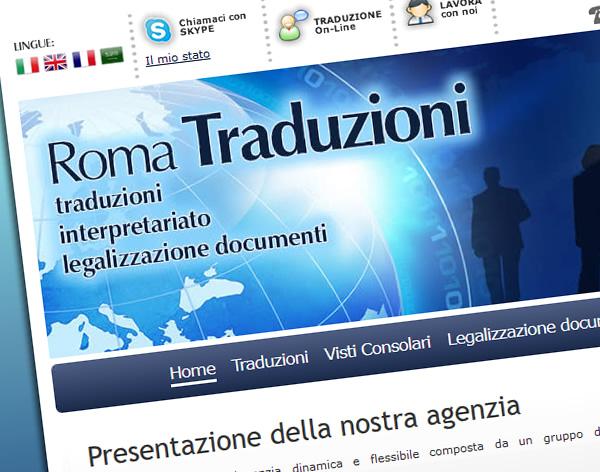 Immagine Roma Traduzioni