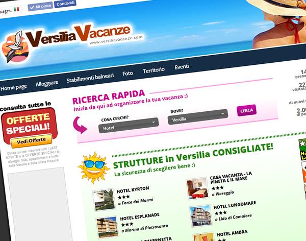 Immagine Versilia Vacanze
